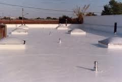 comm flat roof